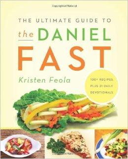 daniel fast book