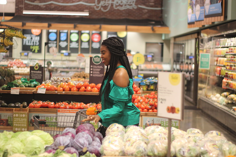 The only 3 grocery aisles to shop when going Plant-Based