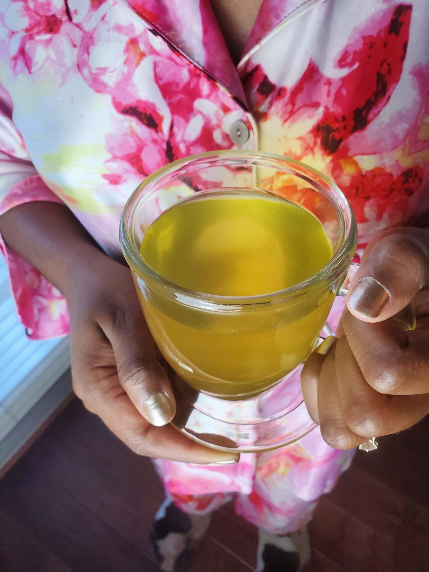 Green Tea, Anyone?